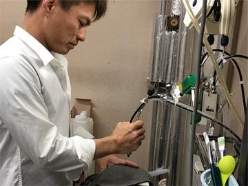 川村クリーニング店のウェブサイトが完成しました。